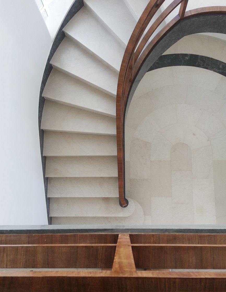 architettura lavori scala casa studio di architettura cesena cesenatico