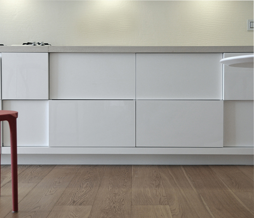 arredo cucina interni casa studio architettura cesena