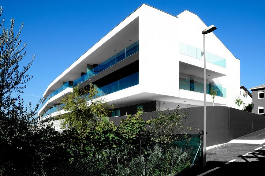 sd edificio residenziale casa studio architettura cesena