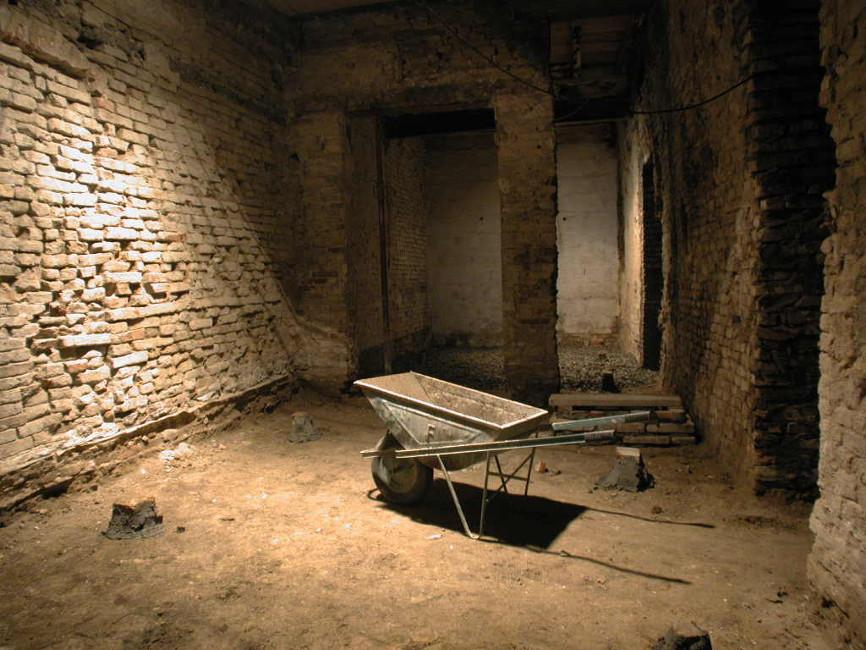 foto prima interni studio architettura cesena