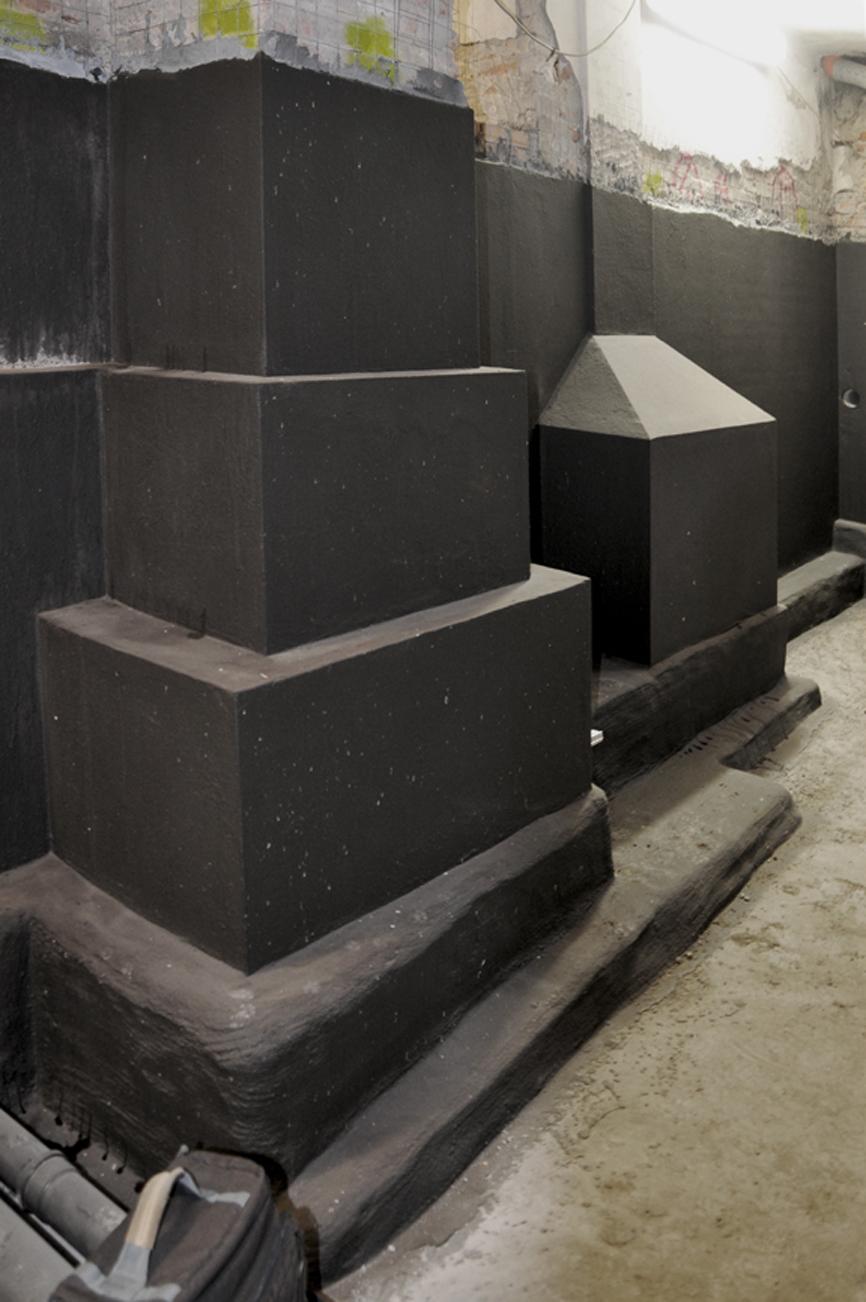 architettura lavori cantiere impermeabilizzazione interrato studio di architettura cesena