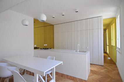 cdr appartamento ristrutturazione studio di architettura Cesena