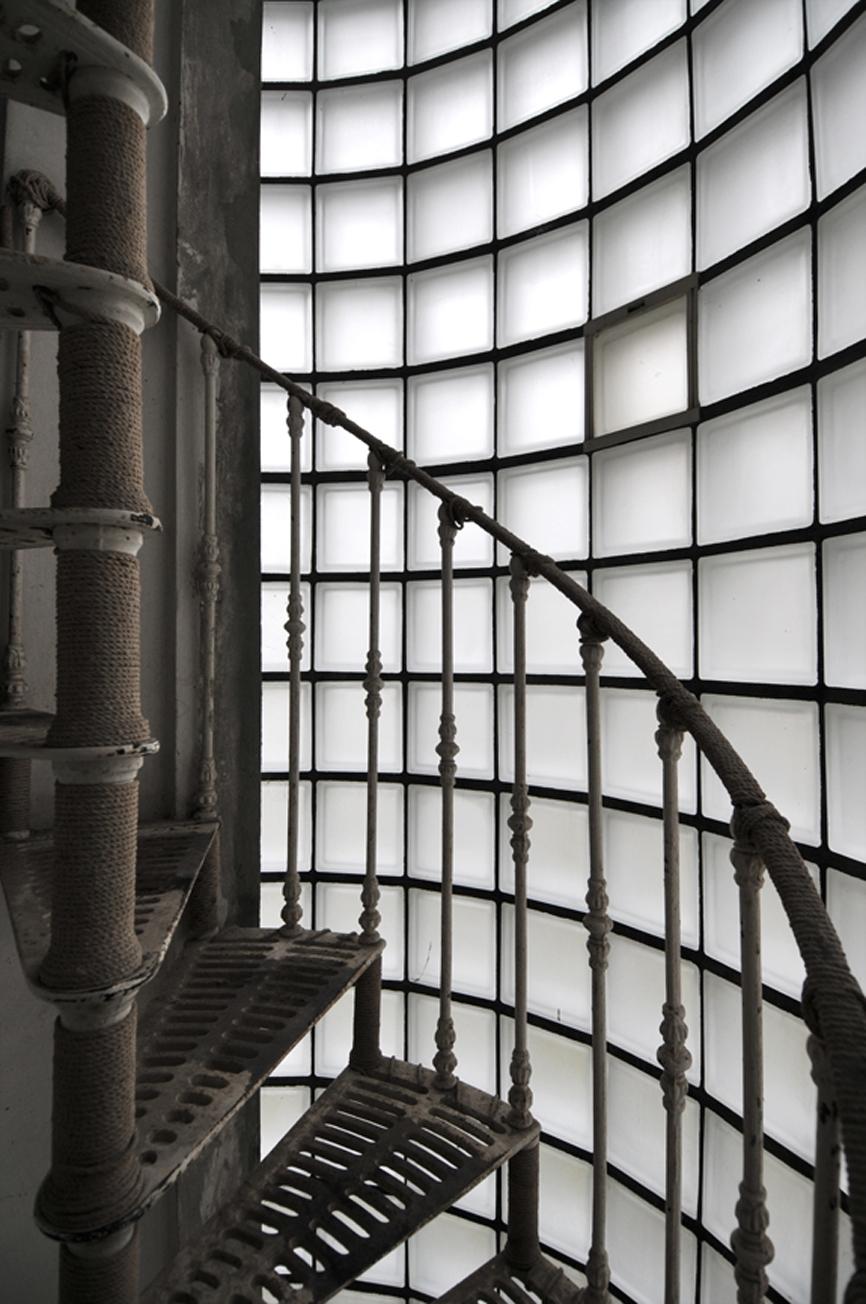 architettura lavori interni scala casa studio di architettura cesena
