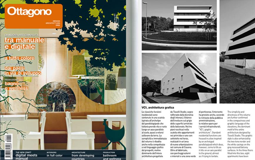 pubblicazioni e press di tissellistudioarchitetti studio di architettura in Cesena