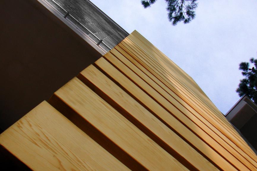 esterno ristrutturazione casa bifamiliare studio architettura cesena