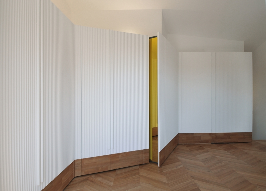 cdr appartamento ristrutturazione interni tissellistudioarchitetti studio di architettura in Cesena