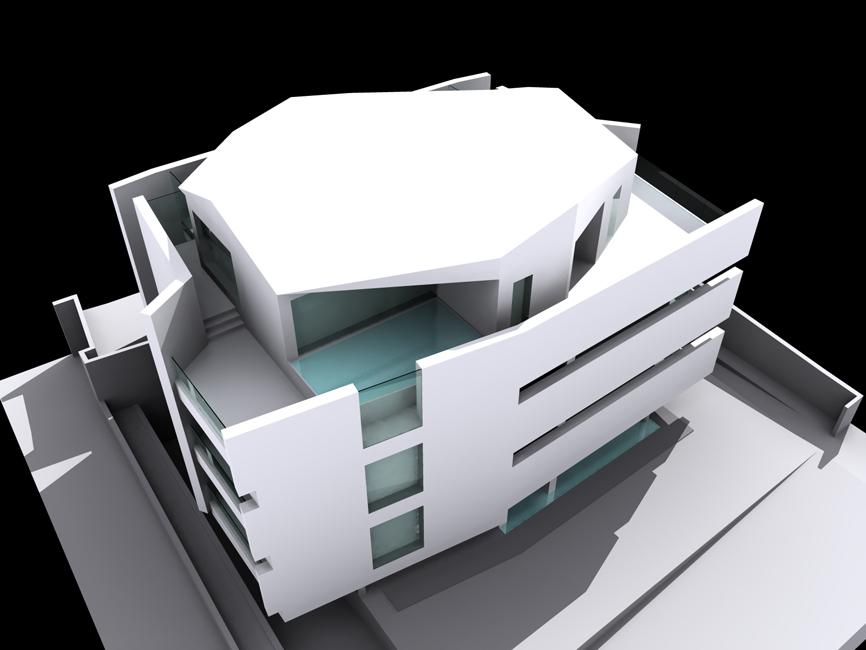 render sd2 casa edificio residenziale idee studio architettura cesena